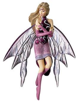 Jessica Galbreth-Amethyst Gemstone Fairy