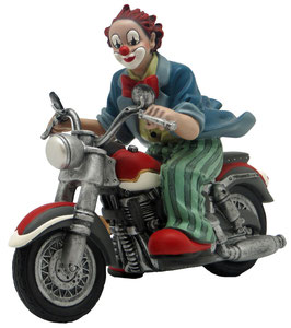 Gilde Clown - Easy Rider