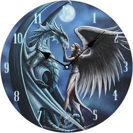 Anne Stokes Uhr-Spirit Silver Back