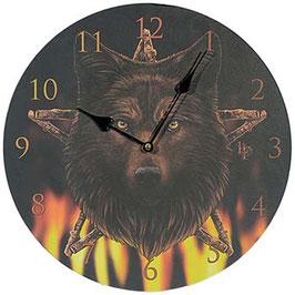 Lisa Parker Uhr-Wild Fire