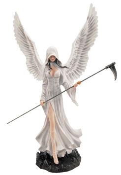 Engel stehend weiss