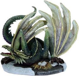 Dragony-Engre Drache grün