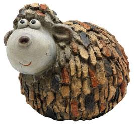 Gartenfigur-Schaf