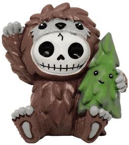 Furry Bones - Bigfoot