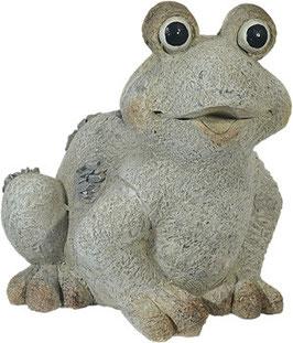 Gartenfigur Frosch