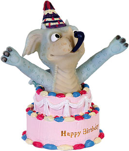 Funny Dragon - Happy Birthday