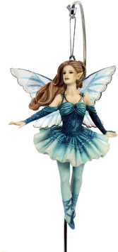 Jessica Galbreth - Teal Ballerina