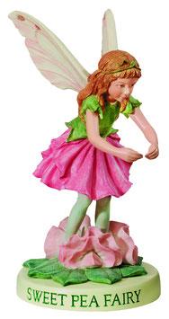 Flower Fairy auf Sockel Wicke