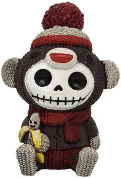 Furry Bones - Sock Monkey