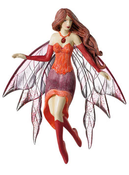 Jessica Galbreth-Garnet Gemstone Fairy