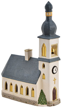 Porzellan Lichthaus Kirche
