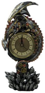 Steampunk-Drachenuhr