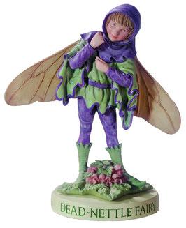 Flower Fairy auf Sockel Taubnessel