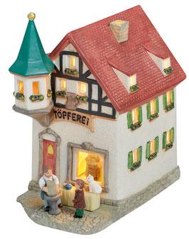 Porzellan Lichthaus Töpferei