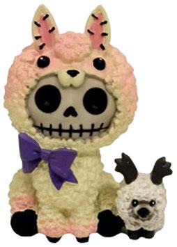 Furry Bones - Alpaca