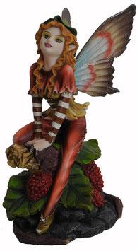 Elfe mit Beeren