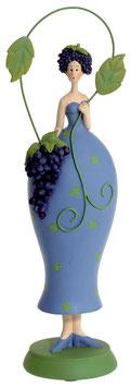 Weintraubenmädchen
