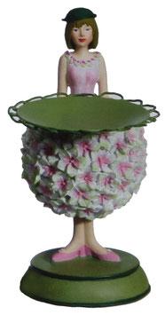 Hortensienmädchen