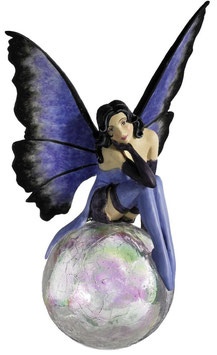 Amy Brown Fairy Diva-Bubble Rider VII