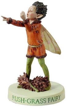 Flower Fairy auf Sockel Moorbinse