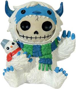 Furry Bones-Yeti