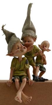 3 Pixie Kantenhocker