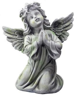 Engel mit Rosenkranz
