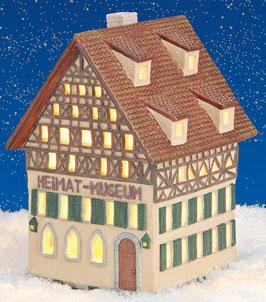 Porzellan Lichthaus Heimat-Museum