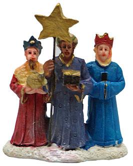 Miniatur Heilige drei Könige