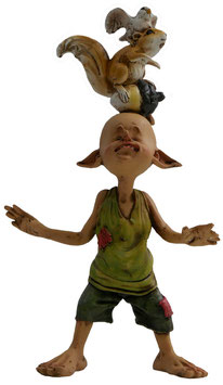 Pixie jongliert