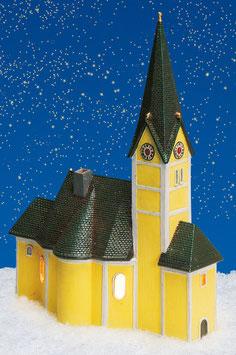 Porzellan Lichthaus Kirche Fischhausen/Schliersee