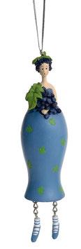 Weintraubenmädchen Hänger