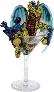 Stanley Morrison - Dragon Martini