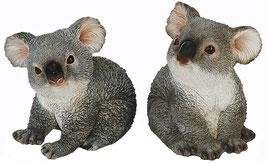 Koala sitzend 2er Set