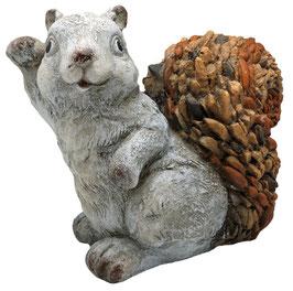 Gartenfigur-Eichhörnchen