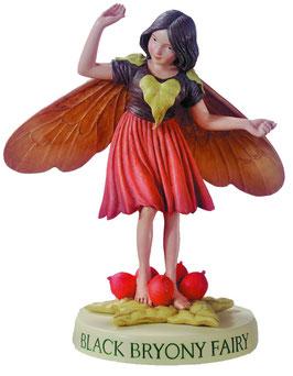Flower Fairy auf Sockel Schmerwurz