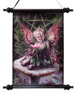 Roll-Bild Anne Stokes-Mushroom Fairy