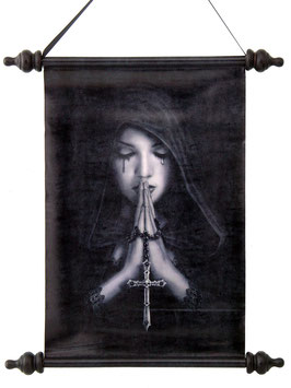 Roll Bild Anne Stokes-Gothic Prayer