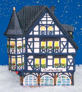 Porzellan Lichthaus Buchhandlung