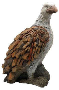 Gartenfigur-Adler