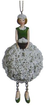 Alliummädchen Hänger