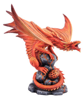 Age of Dragons - Adult Fire Dragon