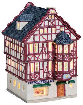 Porzellan Lichthaus Goldener Hirsch