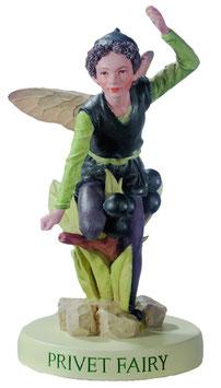 Flower Fairy auf Sockel Liguster