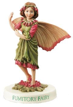 Flower Fairy auf Sockel Erdrauch
