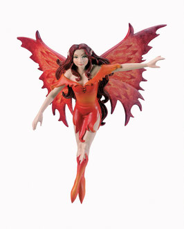Amy Brown Fairy Diva-Fire