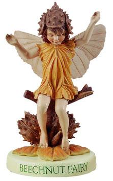 Flower Fairy auf Sockel Buchecker