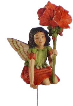 Flower Fairy - Geranie