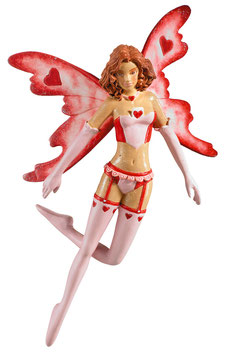 Amy Brown Fairy Diva-Hearts