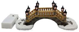 Miniatur Brücke mit Beleuchtung